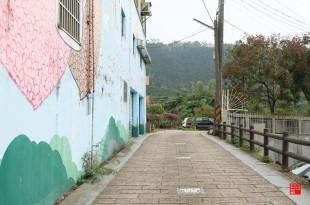 雲林古坑旅遊/華山文學步道一日遊!運動完喝石墩咖啡 享受庭園風景